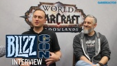 World of Warcraft: Shadowlands - Entrevista BlizzCon