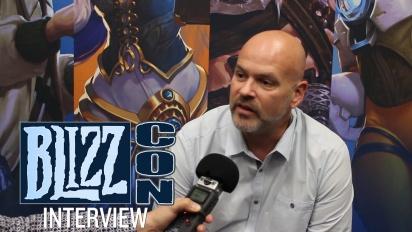 Warcraft III: Reforged - Entrevista BlizzCon