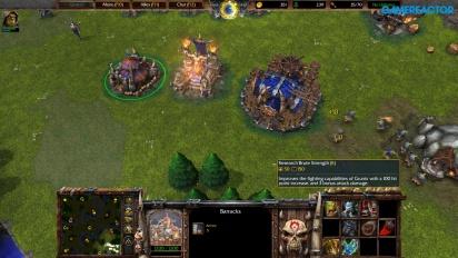 Warcraft III: Reforged - Gameplay versão beta