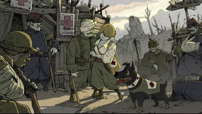 Valiant Hearts: The Great War - E3 2014 presentation + trailer