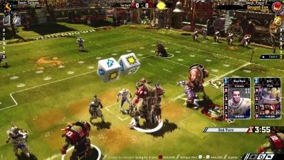 Blood Bowl 2: Bretonnian Jousting - Gameplay