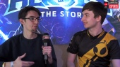 IEM Katowice 2017 - Bakery Interview from Team Dignitas