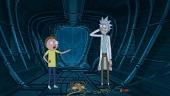 Rick & Morty - Alien: Covenant Sketch