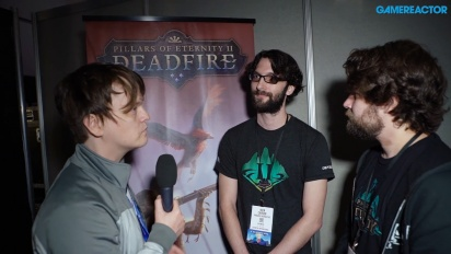 Pillars of Eternity 2: Deadfire - Entrevista Nick Carver e Alec Frey