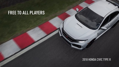 Forza Motorsport 7 - 2018 Honda Civic Type R