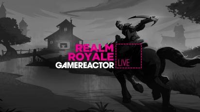 Realm Royale - Livestream Replay