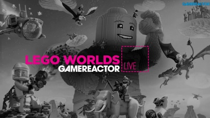 Livestream Replay - Lego Worlds