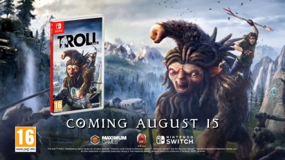 Troll and I - Nintendo Switch Announcement