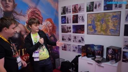 Divinity: Original Sin II - Entrevista Kieron Kelly