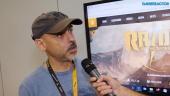 Entrevista Raiders of the Broken Planet e Metroid: Samus Returns - Enric Alvarez Interview