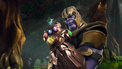 Fortnite - Infinity Gauntlet Limited Time Mashup