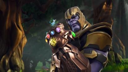 Fortnite - Infinity Gauntlet Limited Time Mashup