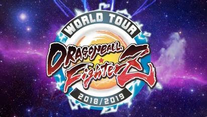 Dragon Ball FighterZ  - World Tour Announcement
