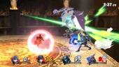 Super Smash Bros. Ultimate - Samus Oscuraand Chrom gameplay