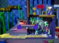 Yoshi's Crafted World - Ninja Level Co-op Gameplay
