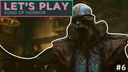 Let's Play Song of Horror - Parte 6