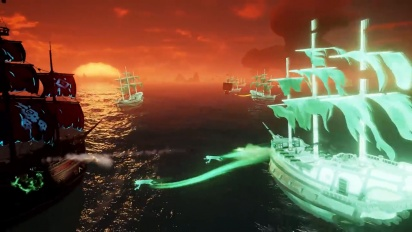 Sea of Thieves - Haunted Shores Content Update Trailer