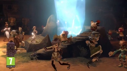 Final Fantasy Crystal Chronicles Remastered Edition - Launch Trailer