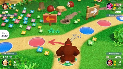 Mario Party Superstars - Nintendo Direct Trailer