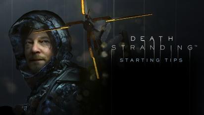 Death Stranding - Guia de principiante