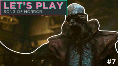 Let's Play Song of Horror - Parte 7