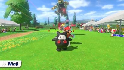 Mario Golf: Super Rush - Second Free Update Trailer