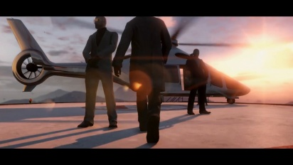 GTA Online: Further Adventures in Finance and Felony Trailer