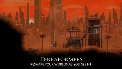 Starbound 1.2 - Vault Update Trailer