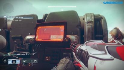 Destiny 2 - Jogabilidade Inverted Spire