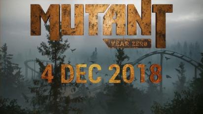 Mutant Year Zero: Road to Eden - Release Date Trailer