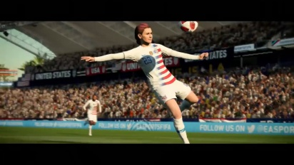 FIFA 19 - The Journey: Champions Story Trailer