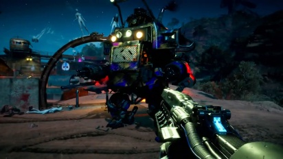 Rage 2 - E3 Trailer You Won't Believe This Clickbait Title