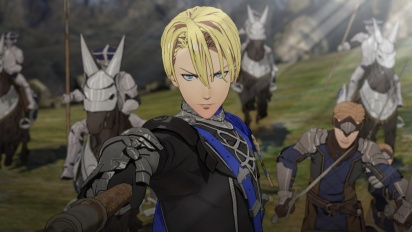 Fire Emblem: Three Houses - Learning the Ropes (Sponsored Content #2)
