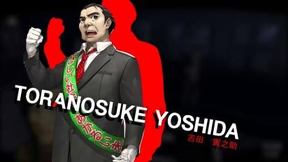 Persona 5 - Confidant Toranosuke Yoshida