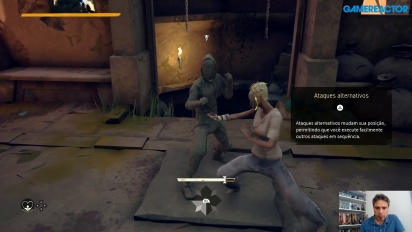 Livestream Replay: Absolver