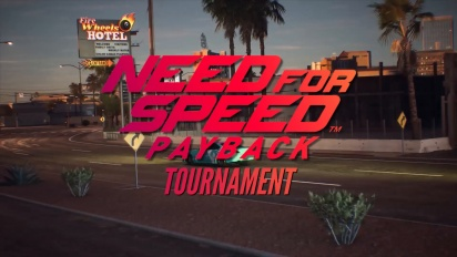 Need for Speed Payback - Gamereactor Promo