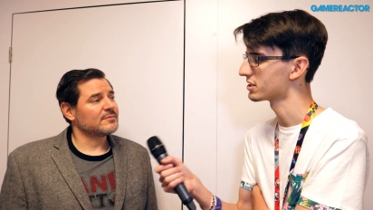 Wolfenstein II: The New Colossus on Switch - Adam Creighton Interview