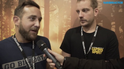 Life is Strange 2 - Raoul Barbet and Jean-Luc Cano Interview