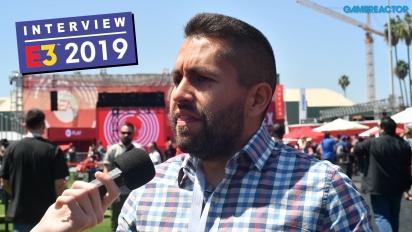FIFA 20 - Sam Rivera Interview