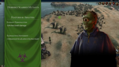Civilization VI: Red Death - Battle Royale Mode