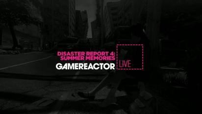 Disaster Report 4: Summer Memories - Livestream Replay