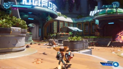 ratchet and clank ps5 gameplay 4k