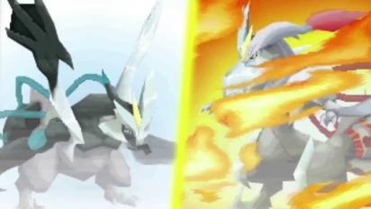 Pokémon Black/White 2 - Trailer