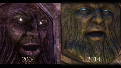 Fable Anniversary - Facial Animation Comparison Trailer