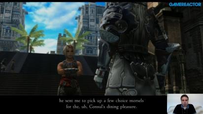 Uma Hora com Final Fantasy XII: The Zodiac Age