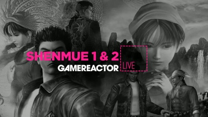 Shenmue I & II - Livestream Replay