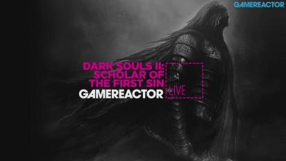 GRTV Repetição: Dark Souls II: Scholar of the First Sin