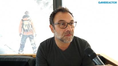 Steep - Entrevista Renaud Person