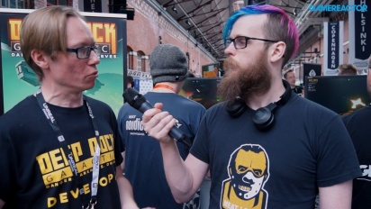 Deep Rock Galactic - Entrevista Søren Lundgaard