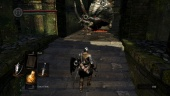 Dark Souls: Remastered - PS4 Network Test Gameplay